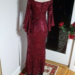 Prom/ballroom dress